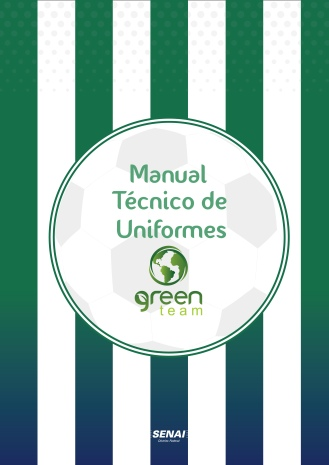 Manual Técnico de Uniformes Green Team (SESI) é o documento que dispõe os layouts dos uniformes esportivos e de passeios do time de futsal Green Team do SESI Distrito Federal.