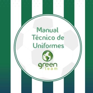 Manual Técnico de Uniformes Green Team (SESI) é o documento que dispõe os layouts dos uniformes esportivos e de passeios do time de futsal Green Team do SESI Distrito Federal.